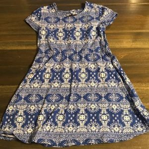 Girls Forever 21 Top/Dress Size 9/10